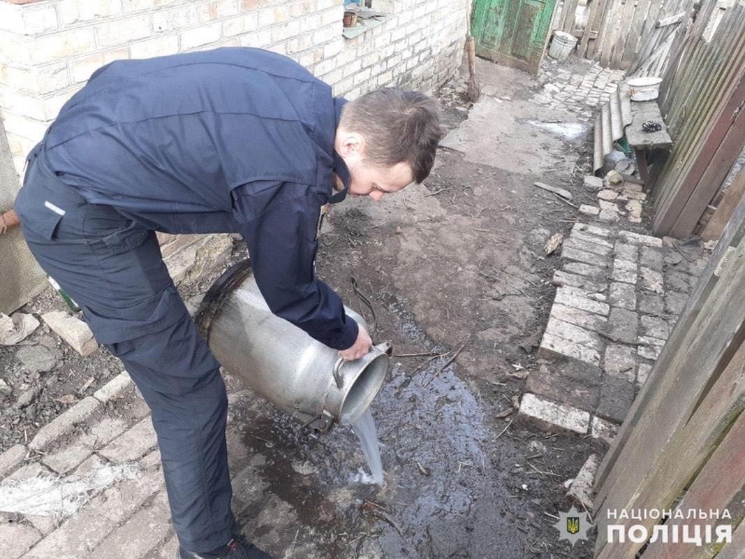 бетон для самогона