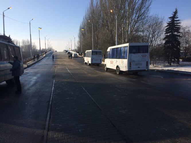 Открыт Северный путепровод в Константиновке