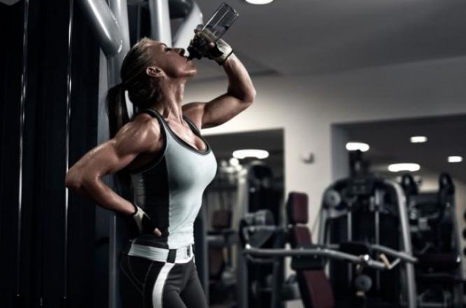 Об основных видах спортивного питания