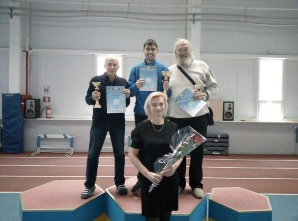ДЮСШ Константиновки заняла третье место на чемпионате области по легкой атлетике