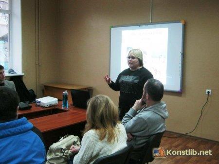 В Константиновке презентовали проект «Школа семейной жизни»