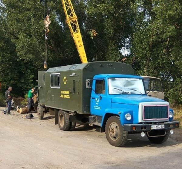 После аварии восстановлено водоснабжение предприятий Константиновки