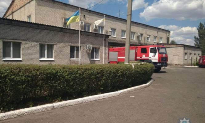 В Константиновке ограбили пожарную часть на 45 000 грн