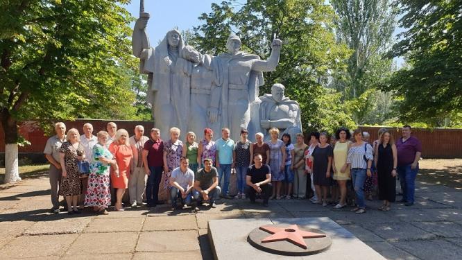 В Константиновке почтили память жертв войны в Украине