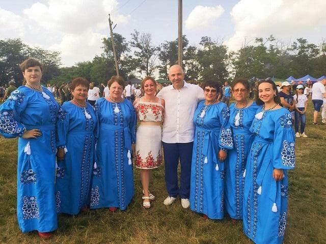 Творческие коллективы Константиновки приняли участие в фестивале «Дикое поле. Путь в Европу»