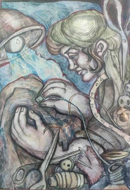 В Константиновке завершен конкурс рисунков «Профессии глазами детей»