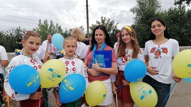 В Ильиновской ОТГ прошел фестиваль украинской культуры «Смолянский кулеш 2021»