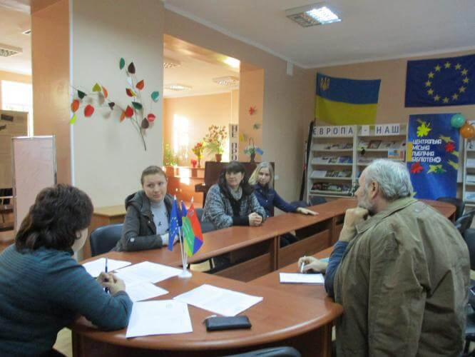 В Константиновке состоялось первое заседание клуба «Эффективный город»