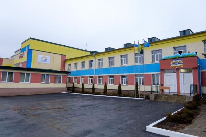 В Константиновском районе открыли после реконструкции опорную школу