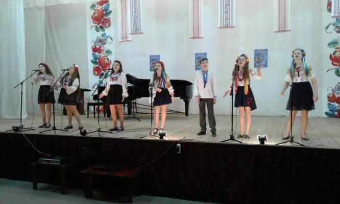 В Константиновке завершился второй тур областного конкурса «Шаг к Олимпу»