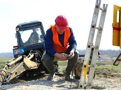 В Константиновке за прошедший месяц устранили 154 порыва на водоводах