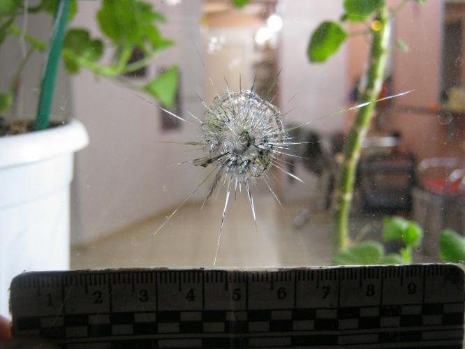В Константиновке местный житель взорвал гранату во дворе жилого дома