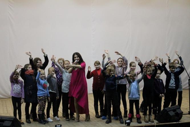 В Константиновке концертом отметили Международный день толерантности