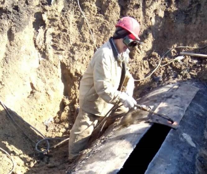 Устранены порывы на Втором донецком водопроводе