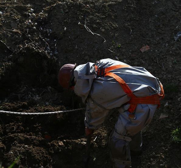 На этой неделе в Константиновке ликвидировали 33 порыва на водопроводных сетях