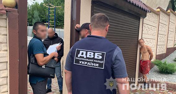 В Константиновке бывший сотрудник МВД организовал наркокартель