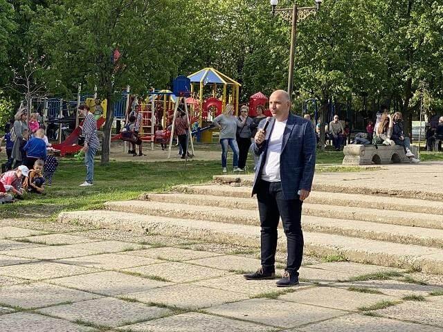 Константиновка отпраздновала Международный День семьи