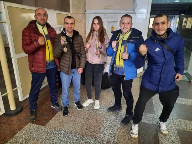 Спортсмен из Константиновки стал чемпионом Украины по кикбоксингу WAKO