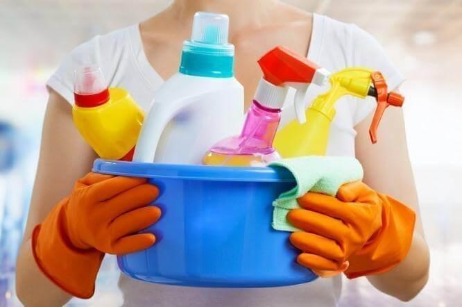 Качественные моющие средства – залог эффективной уборки в доме