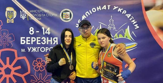 Девушка из Константиновки стала чемпионкой Украины по боксу
