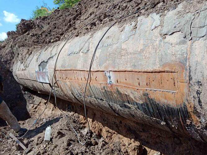 Для ремонта Второго Донецкого водовода необходимы сотен миллионов гривен