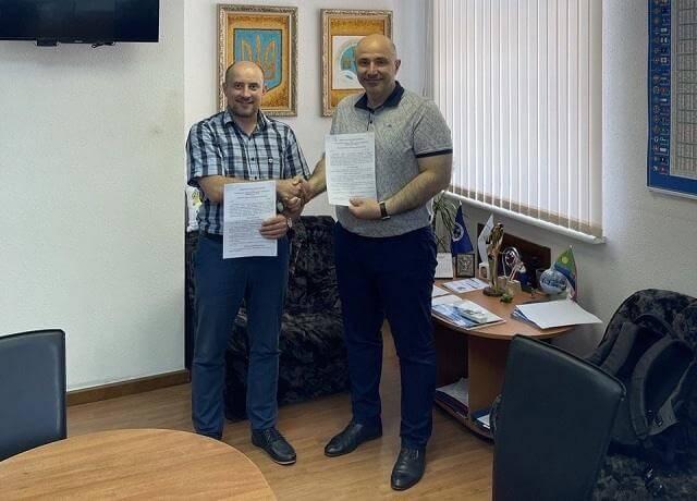 В Константиновке подписали Меморандум о внедрению современных технологий в образование