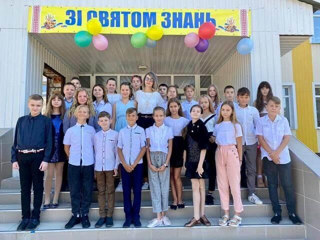 В Константиновке для 6893 детей прозвенел первый звонок