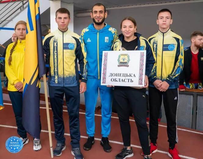 Константиновцы успешно выступили на Кубке Украины по кикбоксингу WAKO