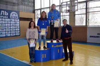 Легкоатлеты Константиновки заняли третье место на чемпионате области