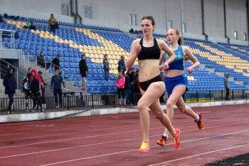 Константиновцы в числе победителей на чемпионате области по легкой атлетике