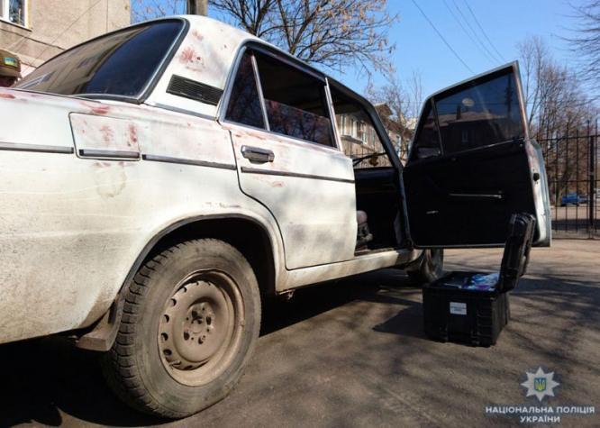 В Константиновке двое несовершеннолетних ради развлечения угнали автомобиль