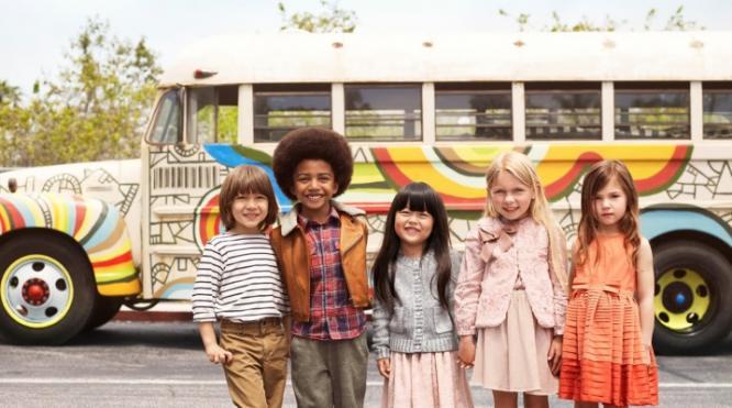 Детская одежда в Babyhit: H and M и другие мировые производители