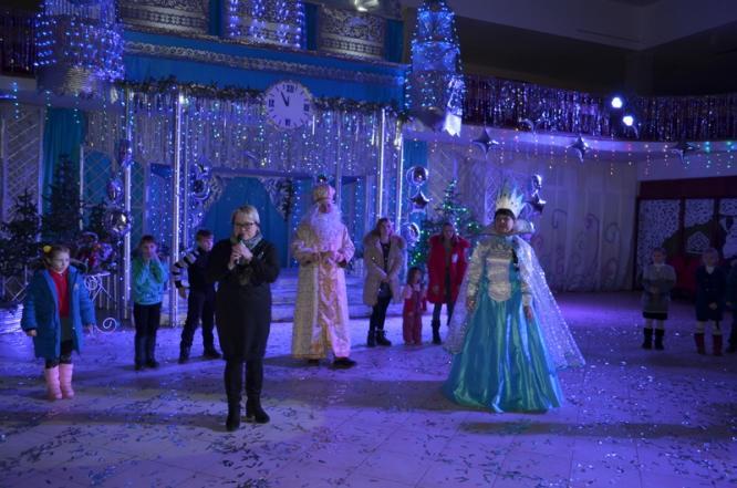 Представлением состоялось закрытие резиденции Святого Николая в Константиновке