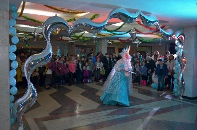 В Константиновке открыли резиденцию Святого Николая