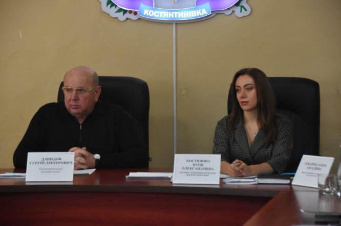 В Константиновке состоялся выездной прием граждан заместителем председателя ОГА