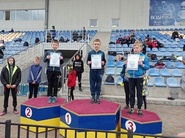 Спортсмены из Константиновки завоевали 17 призовых мест на чемпионате бласти