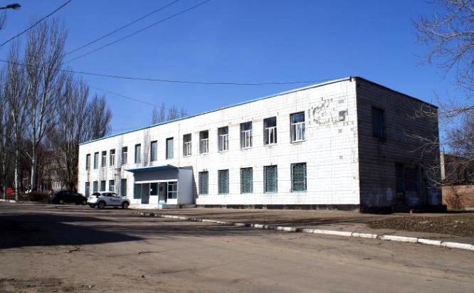 Гимназия в Константиновке