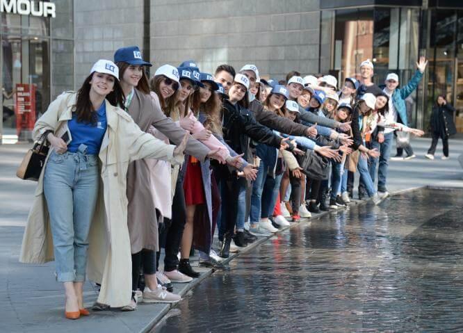 Студенты Донетчины посетили Милан благодаря Фонду Бориса Колесникова
