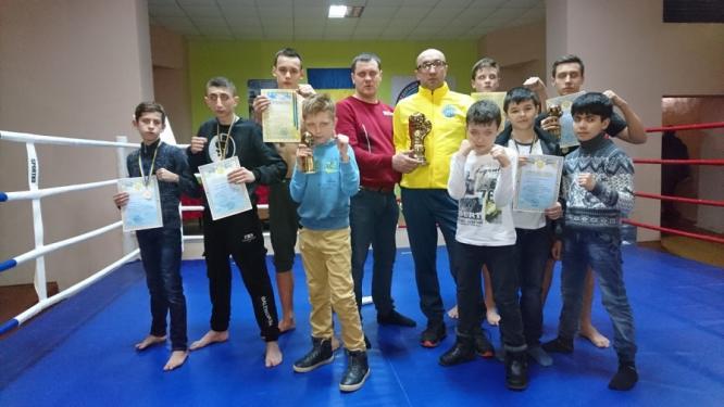 Боксеры Константиновки завоевали медали на 43 Первенстве области по боксу