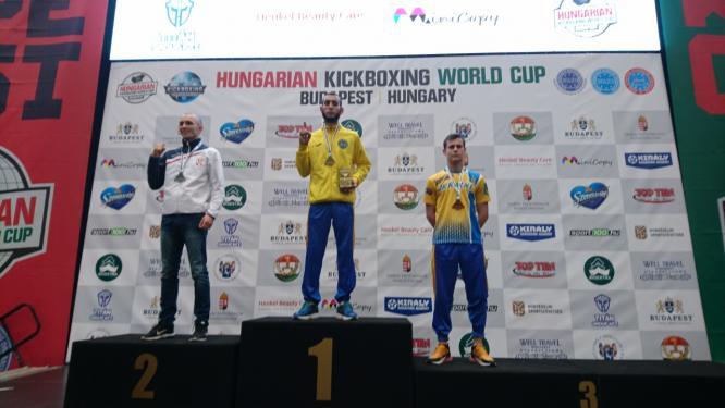 Кикбоксер из Константиновки - победитель Кубка мира по кикбоксингу WAKO 2019!