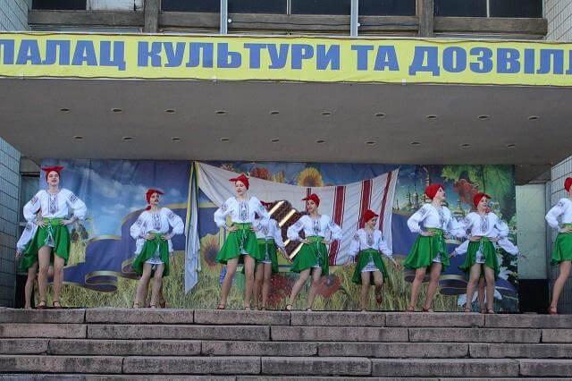 В Константиновке состоялась праздничная программа ко Дню вышиванки