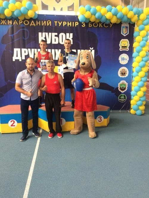 Спортсмен из Константиновки стал чемпионом области по боксу