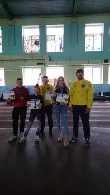Кикбоксеры Константиновки стали призерами на чемпионате Украины по кикбоксингу WAKO