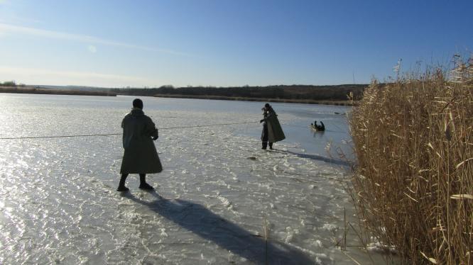 В одном из водоемов Константиновского района утонул мужчина