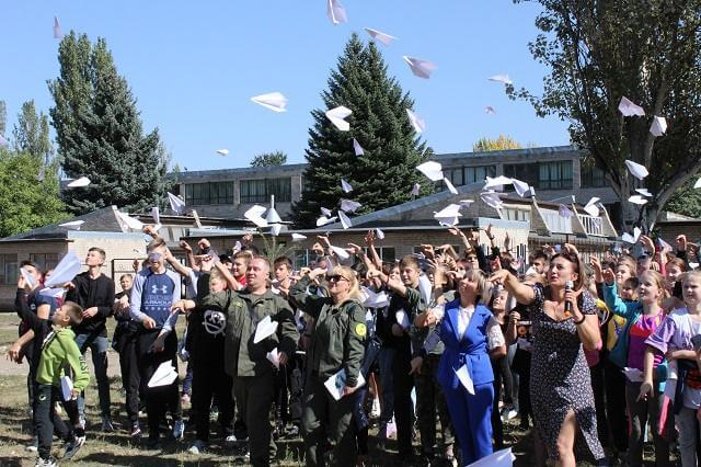 В Константиновской школе №3 состоялось ежегодное мероприятие «Picnic-Fest»