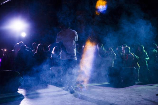 В Константиновке состоялся масштабный фестиваль TheMostFest