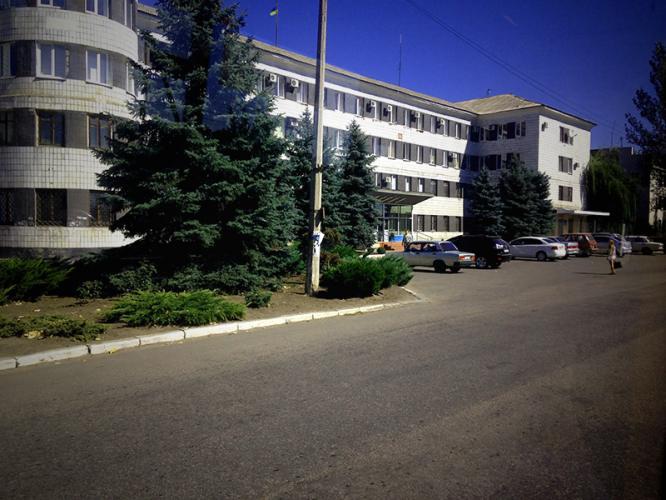 Исполнительный комитет (Горсовет) Константиновки
