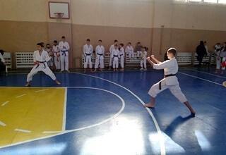 Константиновка победила в чемпионате Донецкой области по традиционному каратэ