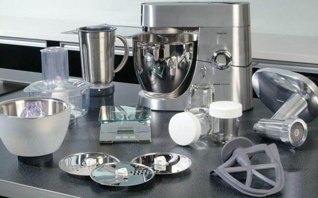 Кухонные комбайны Kenwood - незаменимые помощники кулинаров