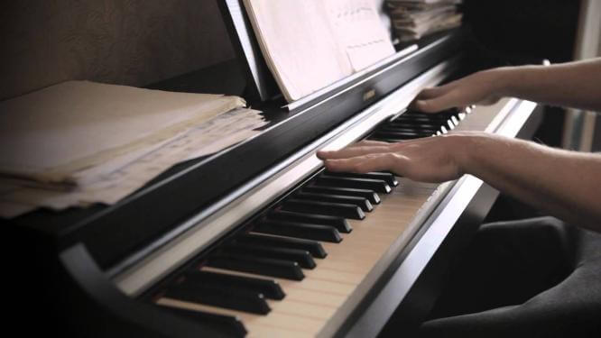 В Константиновке состоялся фортепианный батл